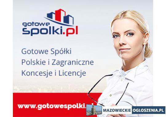 Gotowa Fundacja, Gotowa Spółki Niemieckie, Bułgarskie, Czeskie, Słowackie, KONCESJE OPC 603557777